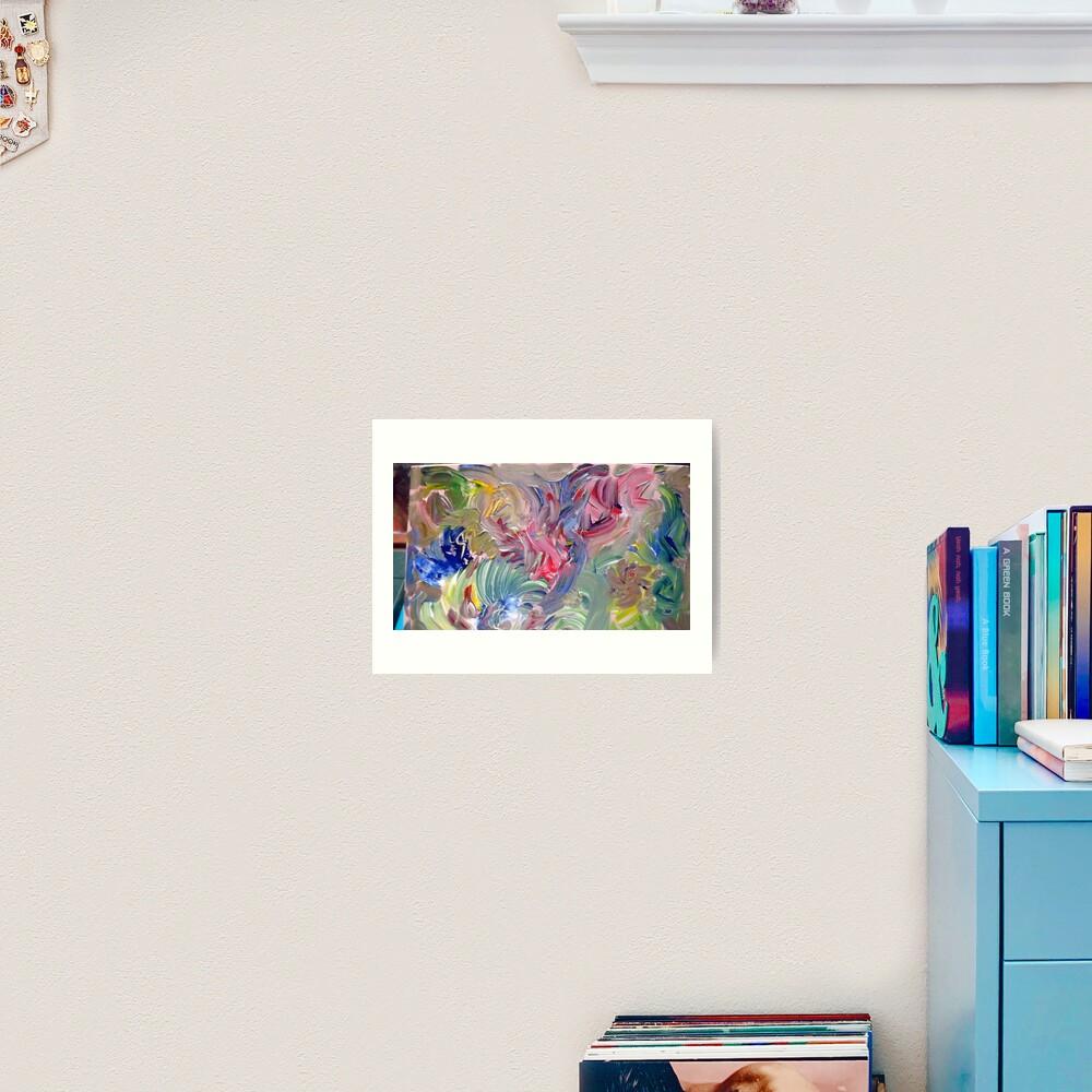 """""""Elementals"""" Art Print"""