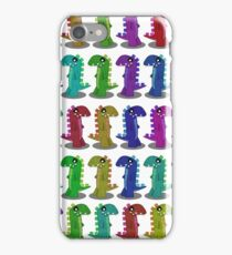 loads of dinosaurs iPhone Case/Skin