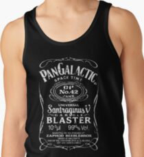 Pan Galactic Gargle Blaster - No. 42 [WHITE] Tank Top