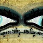 always watching...watching always by vampvamp