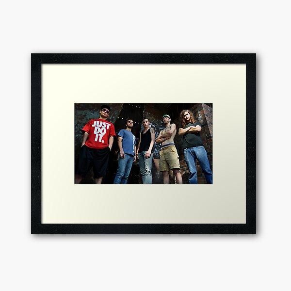 Taunis Year One Framed Art Print
