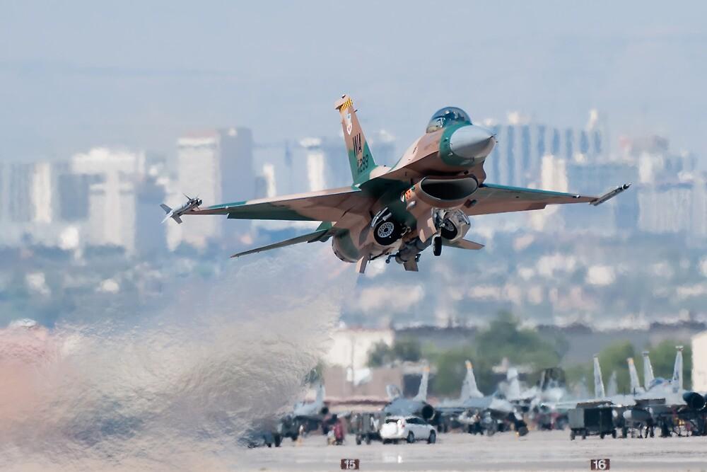 Aggressor on the Way! by gfydad