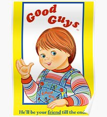 Child's Play - Good Guys - Chucky Poster