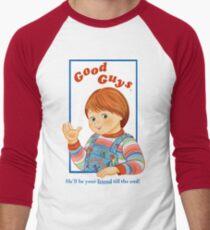 Camiseta ¾ bicolor para hombre Juego de niños - Chicos buenos - Chucky