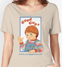 Child's Play - Good Guys - Chucky Women's Relaxed Fit T-Shirt