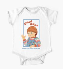Child's Play - Good Guys - Chucky One Piece - Short Sleeve