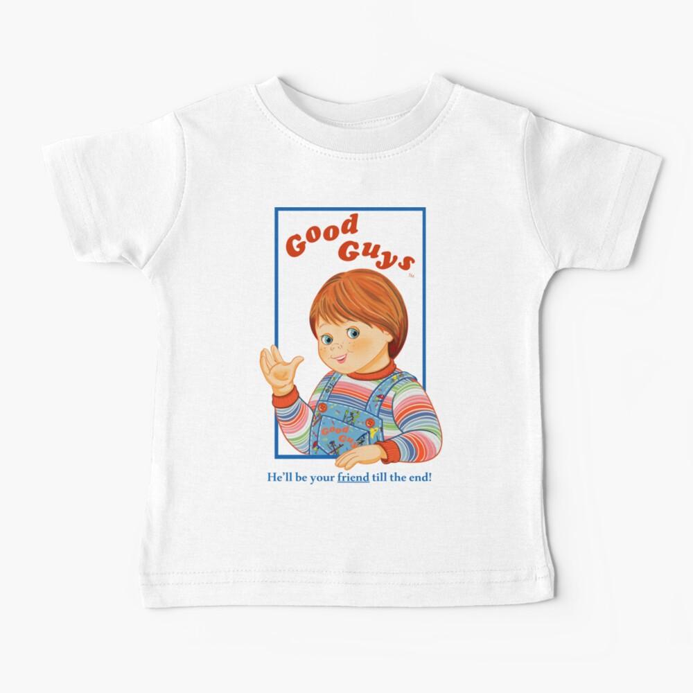 Child's Play - Good Guys - Chucky Baby T-Shirt