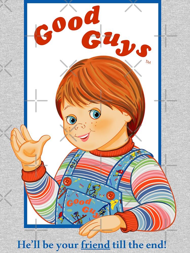 Child's Play - Good Guys - Chucky by RG-Love