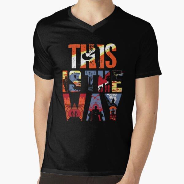 The magnificent 8 V-Neck T-Shirt