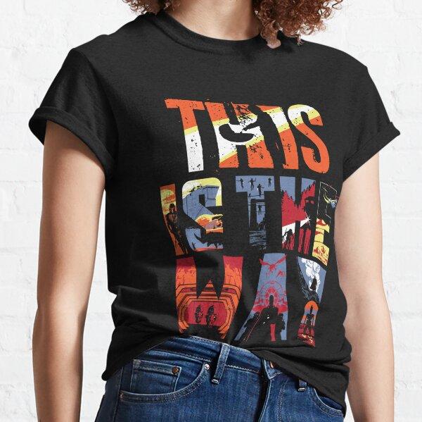 Los 8 magníficos Camiseta clásica