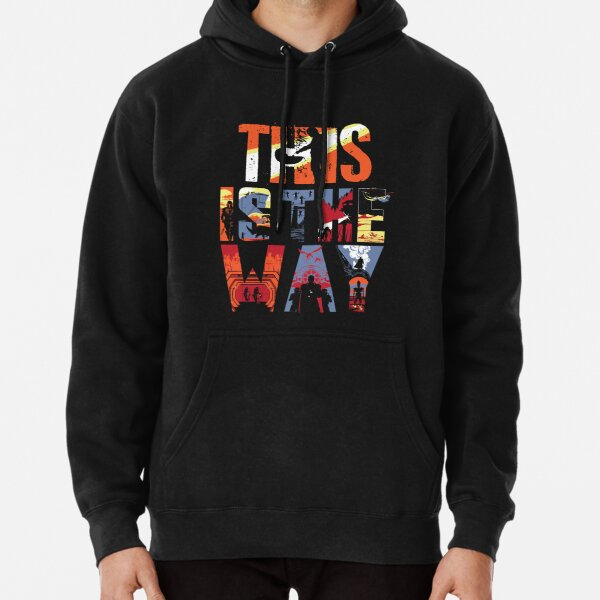 The magnificent 8 Pullover Hoodie