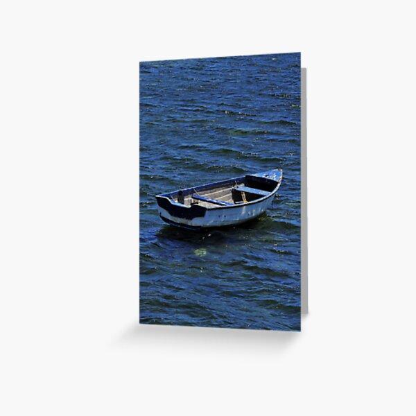 Adrift Greeting Card