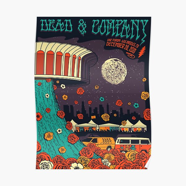 High Quality Poster - December 28,  2019The Forum Los Angeles, ca  Poster