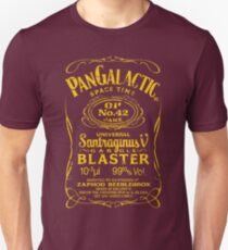 Pan Galactic Gargle Blaster - No. 42 [HONEY] Unisex T-Shirt