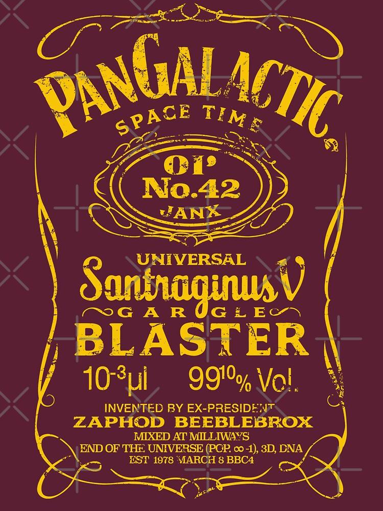 Pan Galactic Gargle Blaster - No. 42 [HONEY] by Malupali