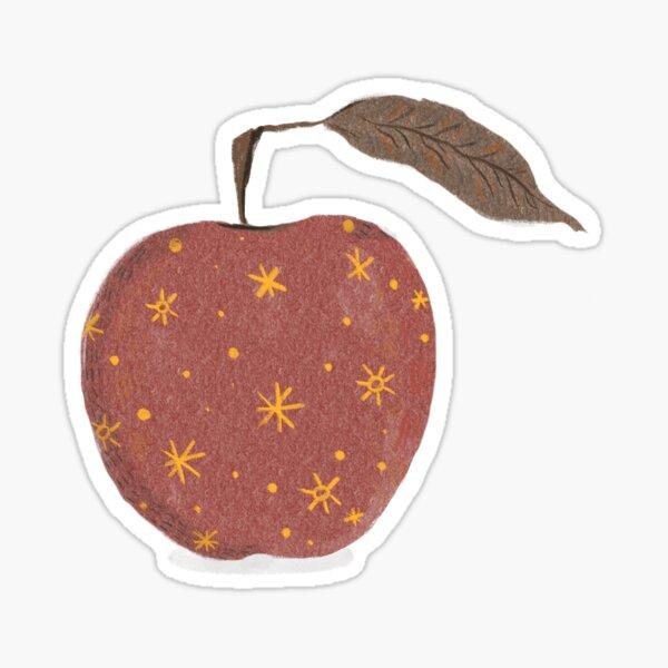 Manzana Sticker