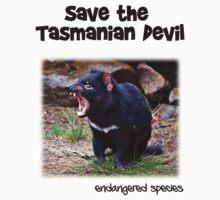 save the Tasmanian Devil