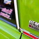 Green Pacer Hemi by Norman Repacholi