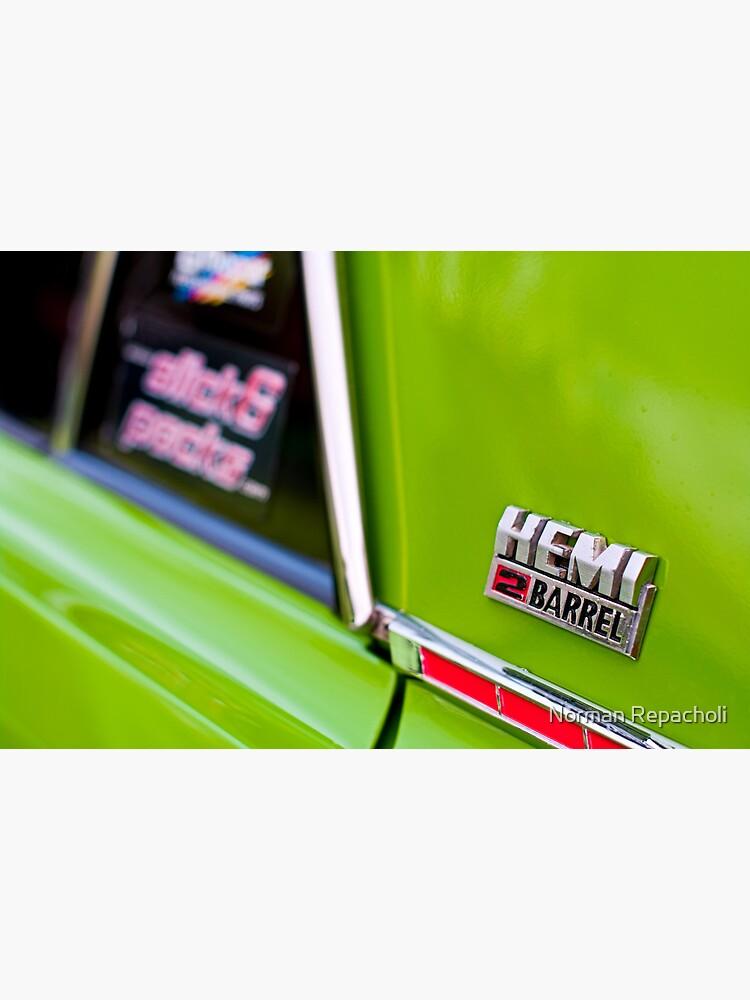 Green Pacer Hemi by keystone