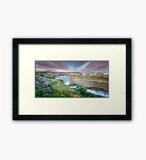 Great Ocean Road Sunrise Framed Print