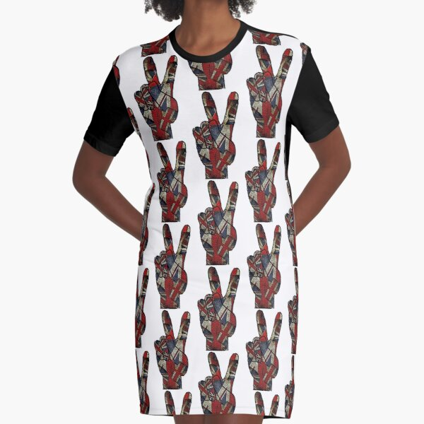 Brexit victory 1 Graphic T-Shirt Dress