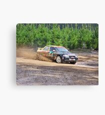 Coopers Rally, South Australia,  Canvas Print