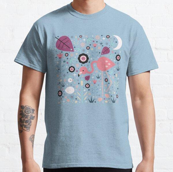 Flamingo & Chick  Classic T-Shirt