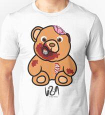 Hi Bear Nation Zombie Bear T-Shirt