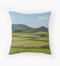 West Donegal.............................Ireland Throw Pillow