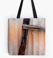 Rust & Dust Tote Bag