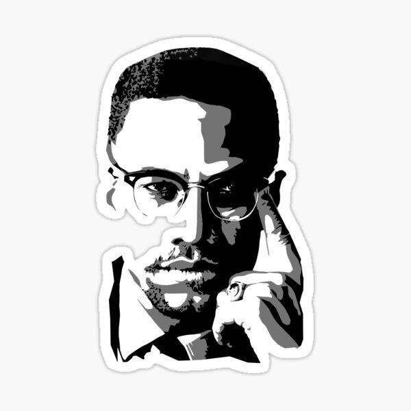 Unisex Malcolm X Socks