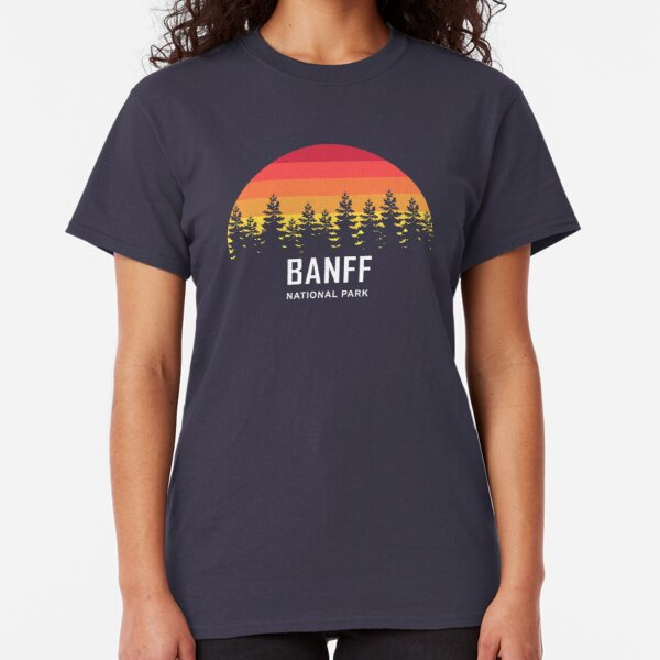 Banff National Park Classic T-Shirt