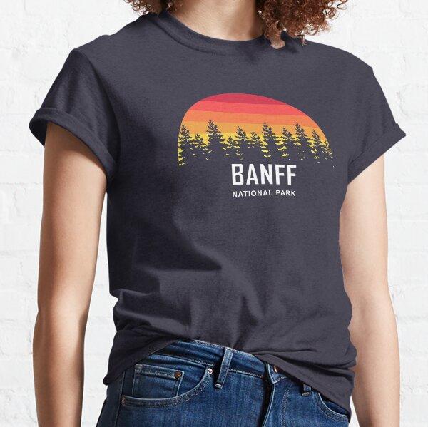 Banff National Park Classic T-Shirt