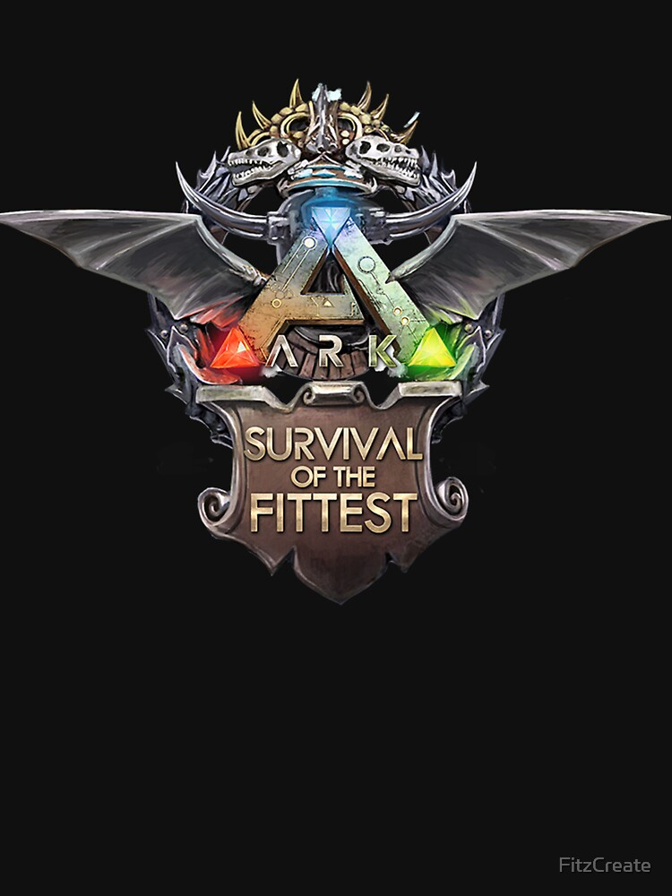 ark survival of the fittest  | Unisex T-Shirt