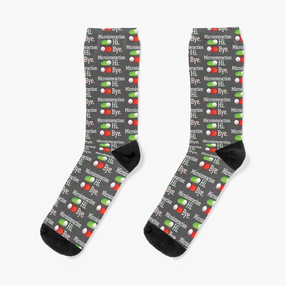 Microinteractions. Socks