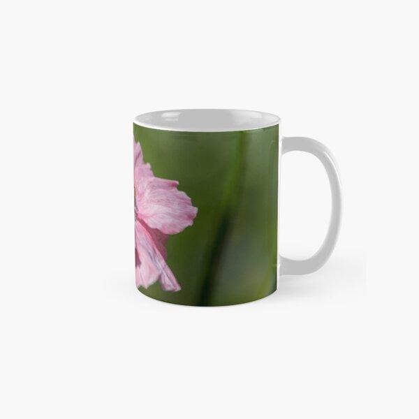 Pink Poppy Classic Mug