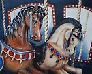 Carousel Ride by Michael Beckett