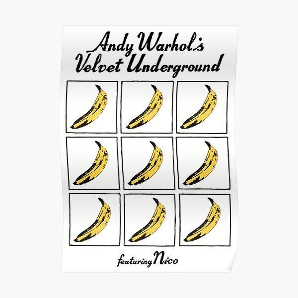 The Velvet Underground & Nico Poster