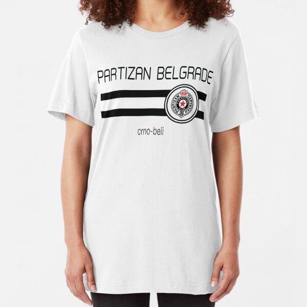World of Football T-Shirt Partizan Grobari Juzni Front