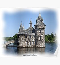 St. Lawrence Seaway/Thousand Islands #11 - Boldt Castle Poster