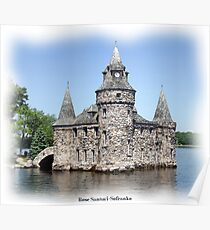 St. Lawrence Seaway/Thousand Islands #12 - Boldt Castle Poster