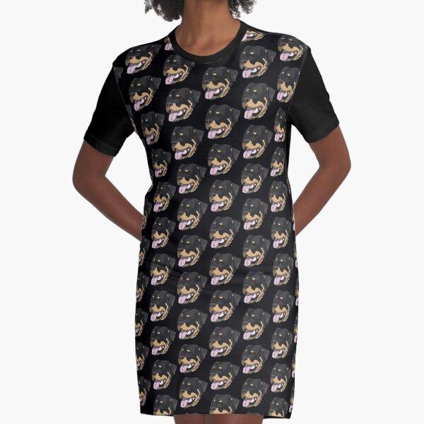 Nelson Graphic T-Shirt Dress