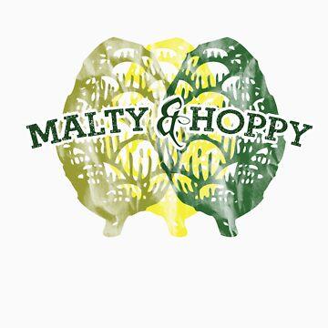 Malty & Hoppy by mikewirth