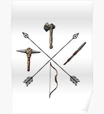 ark survival evolved Arrow Poster