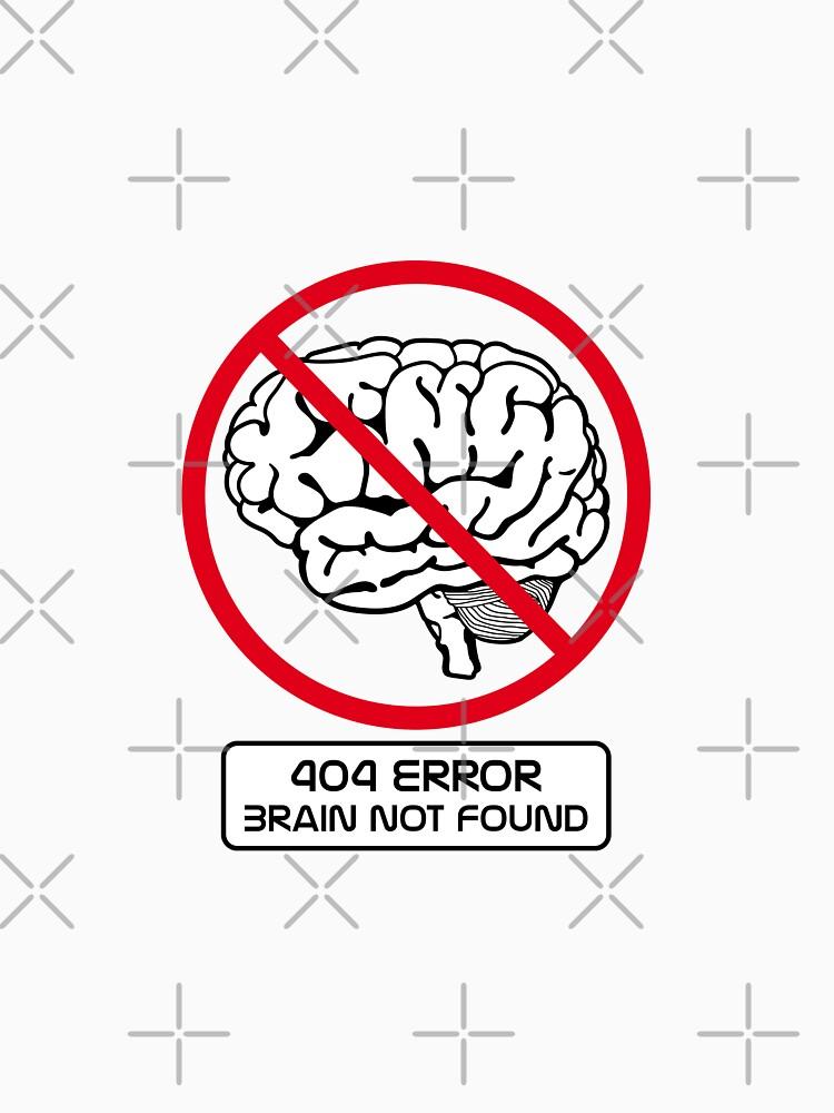 «Cerveau not found» par t335