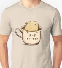 Pup of Tea Unisex T-Shirt