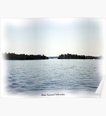 St. Lawrence Seaway/Thousand Islands #32 Poster