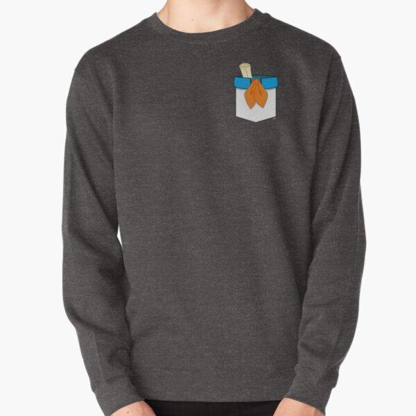 Split Up Gang! Pocket Pullover Sweatshirt