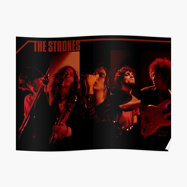 The Strok Poster