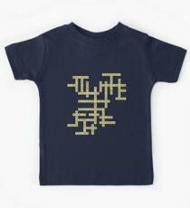 What do you get if you multiply six by nine? Kids Tee
